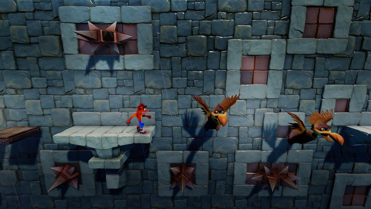 Screenshot de Crash Bandicoot N. Sane Trilogy