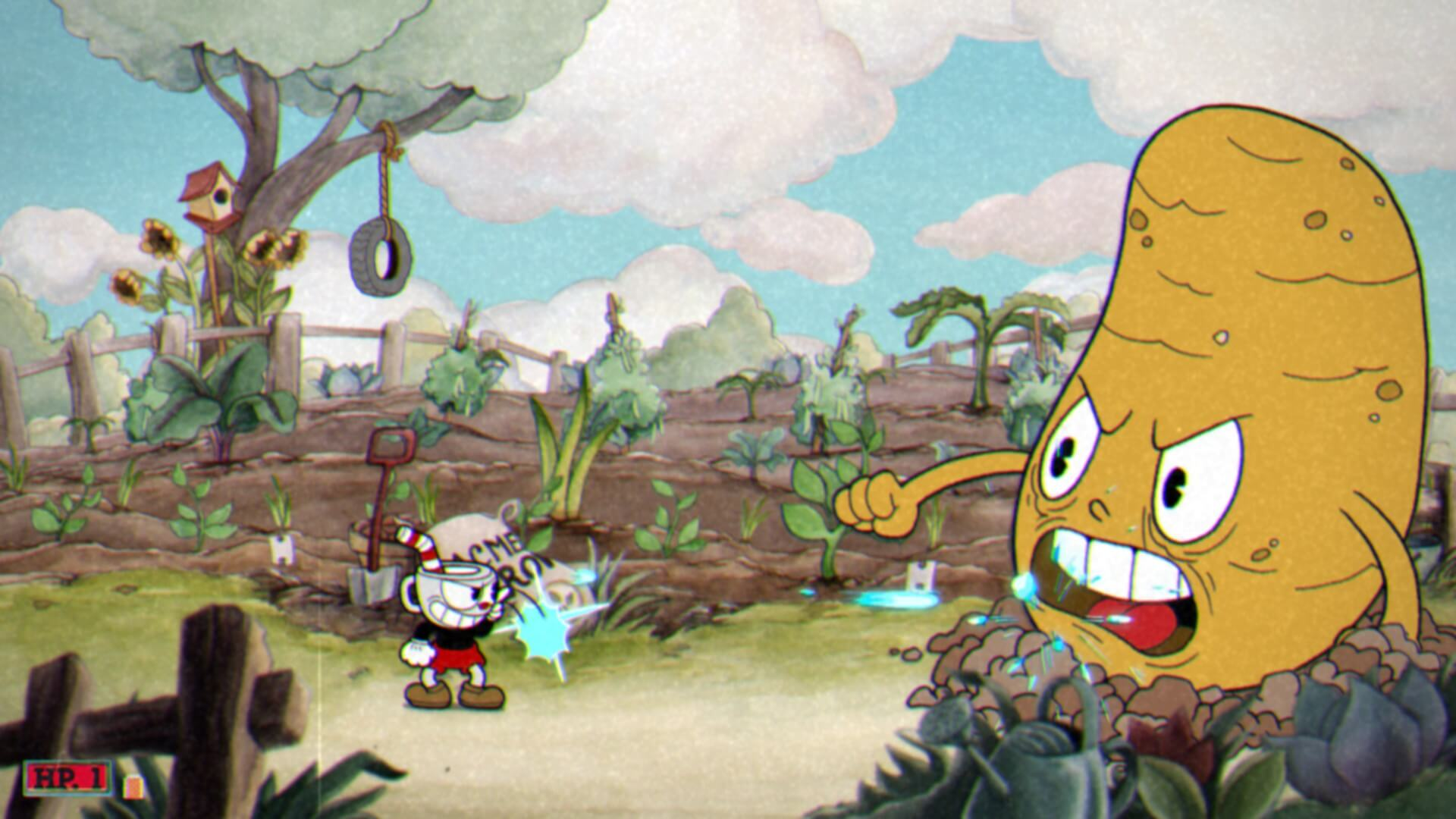 Cuphead no PlayStation 4