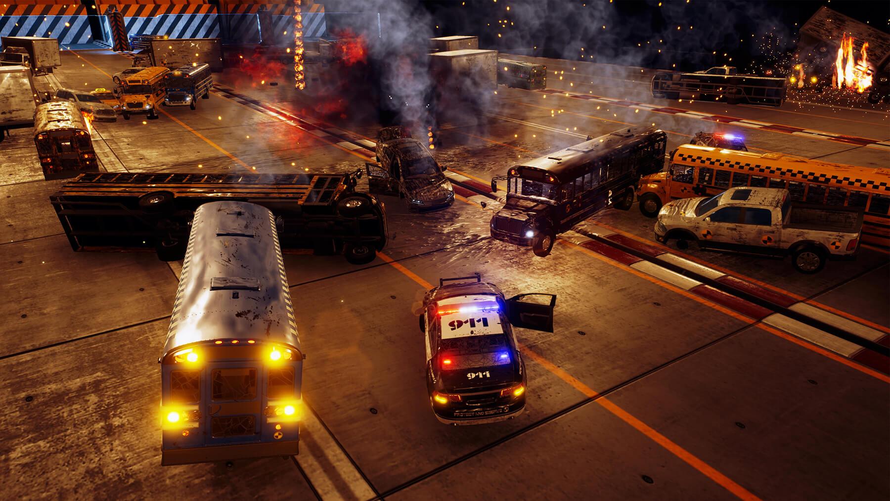 Danger Zone é o mais novo jogo dos criadores de Burnout