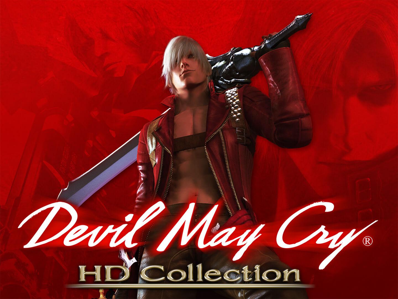Capcom anuncia Devil May Cry HD Collection