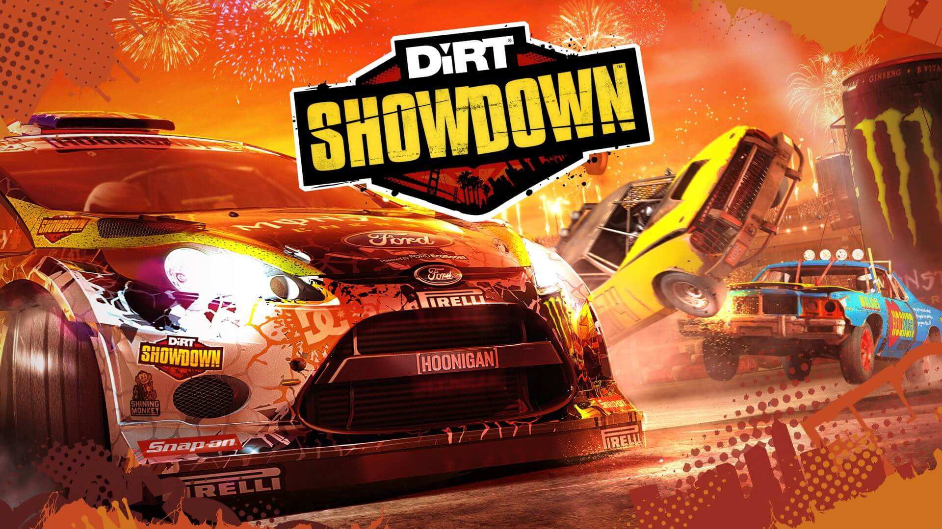 Screenshot de DiRT Showdown