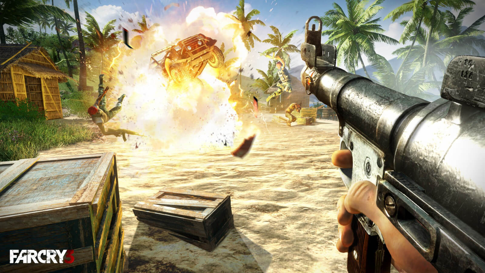 Screenshot de Far Cry 3