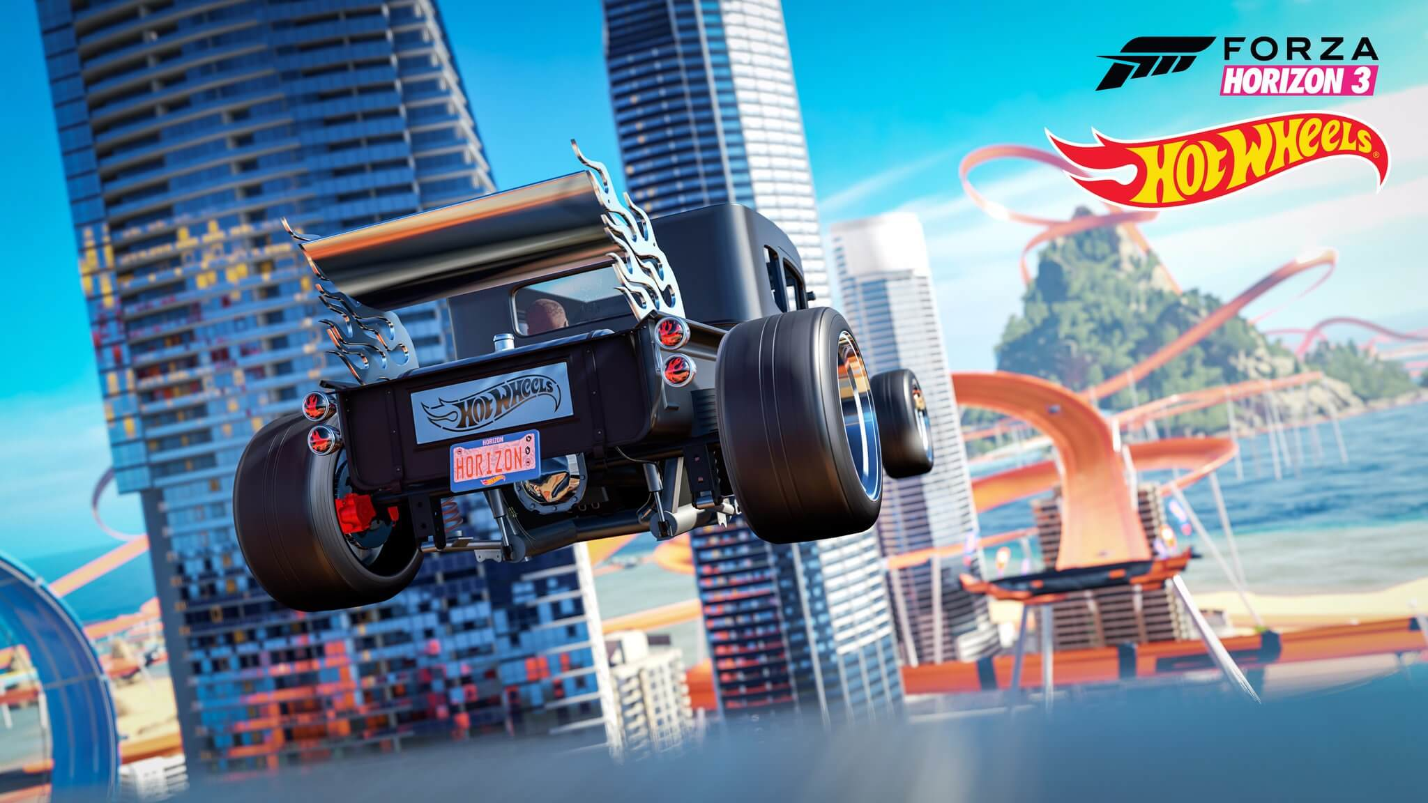 Hot Wheels em Forza Horizon 3