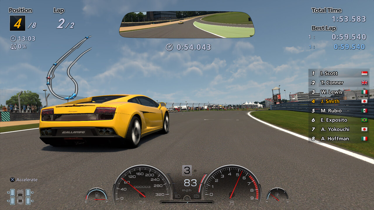 Screenshot de Gran Turismo 6