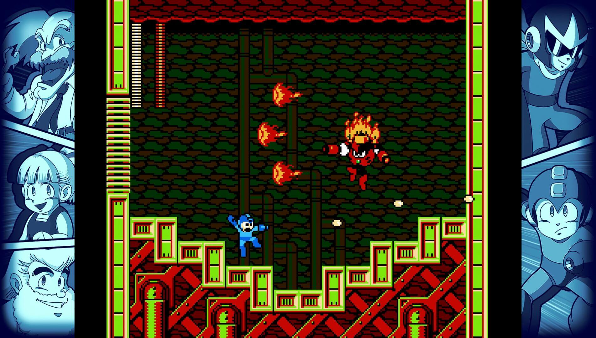 Screenshot de Mega Man Legacy Collection 2