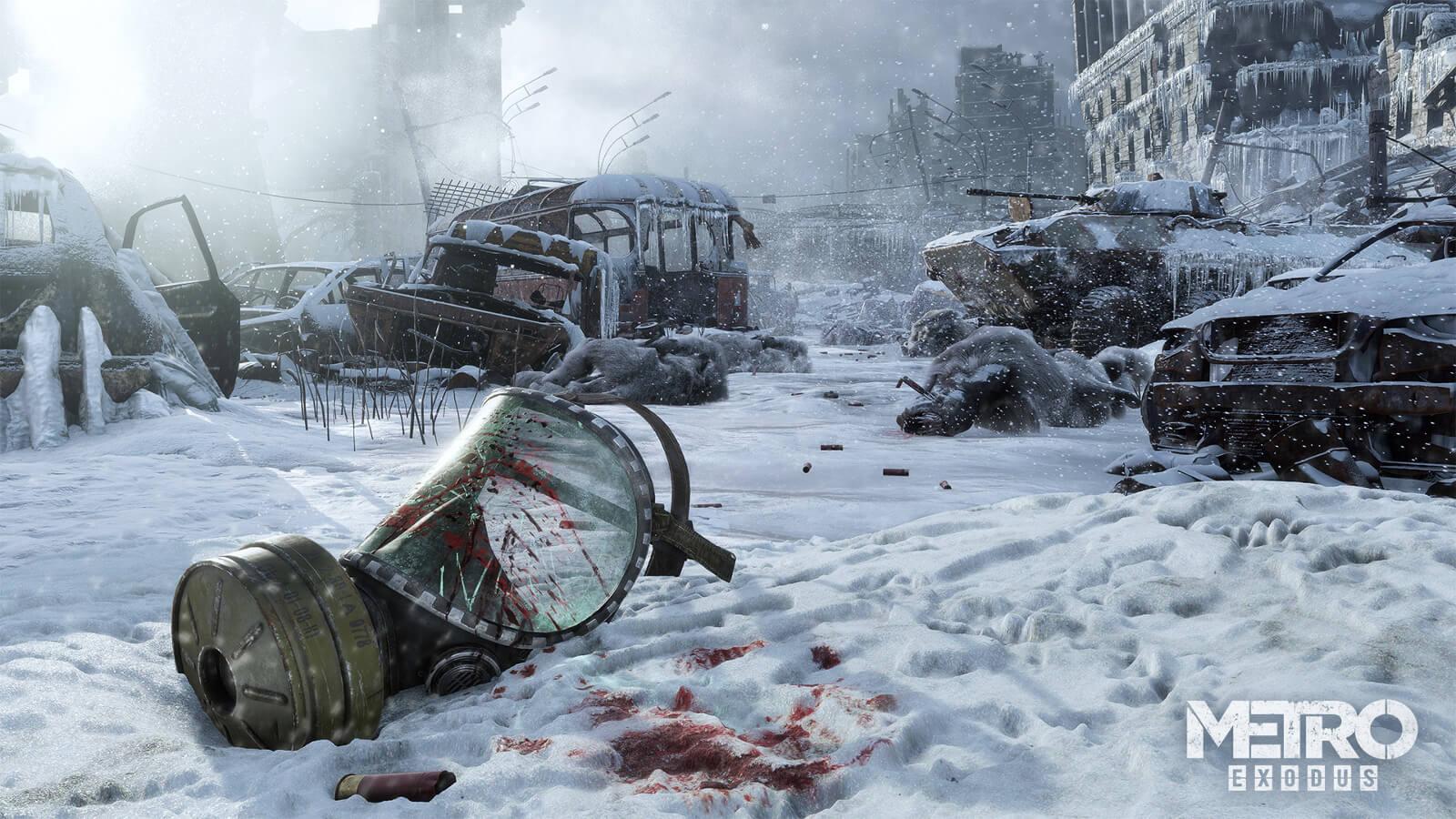 Metro: Exodus ganha novo trailer na Video Game Awards