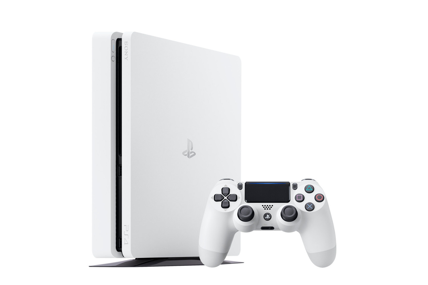 PlayStation 4 Slim branco