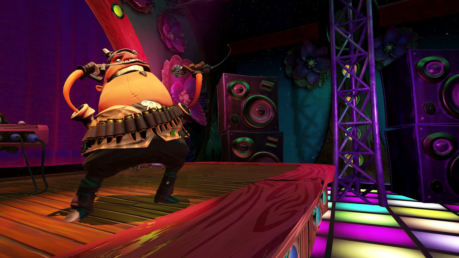 Screenshot de Psychonauts in the Rhombus of Ruin