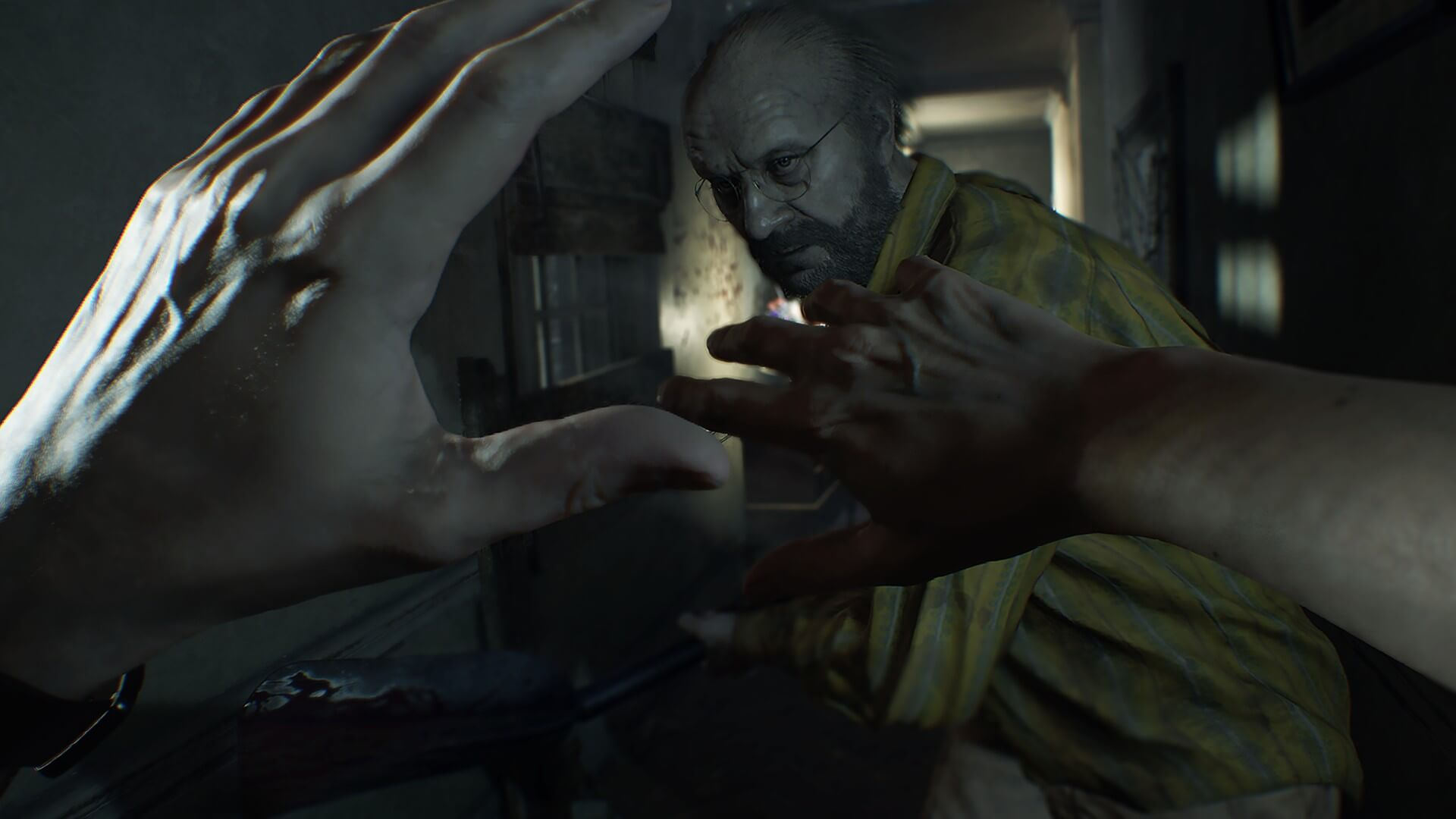 Screenshot de Resident Evil 7 biohazard
