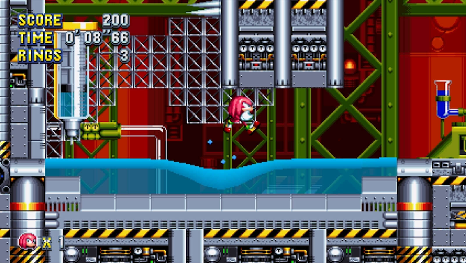 Screenshot de Sonic Mania