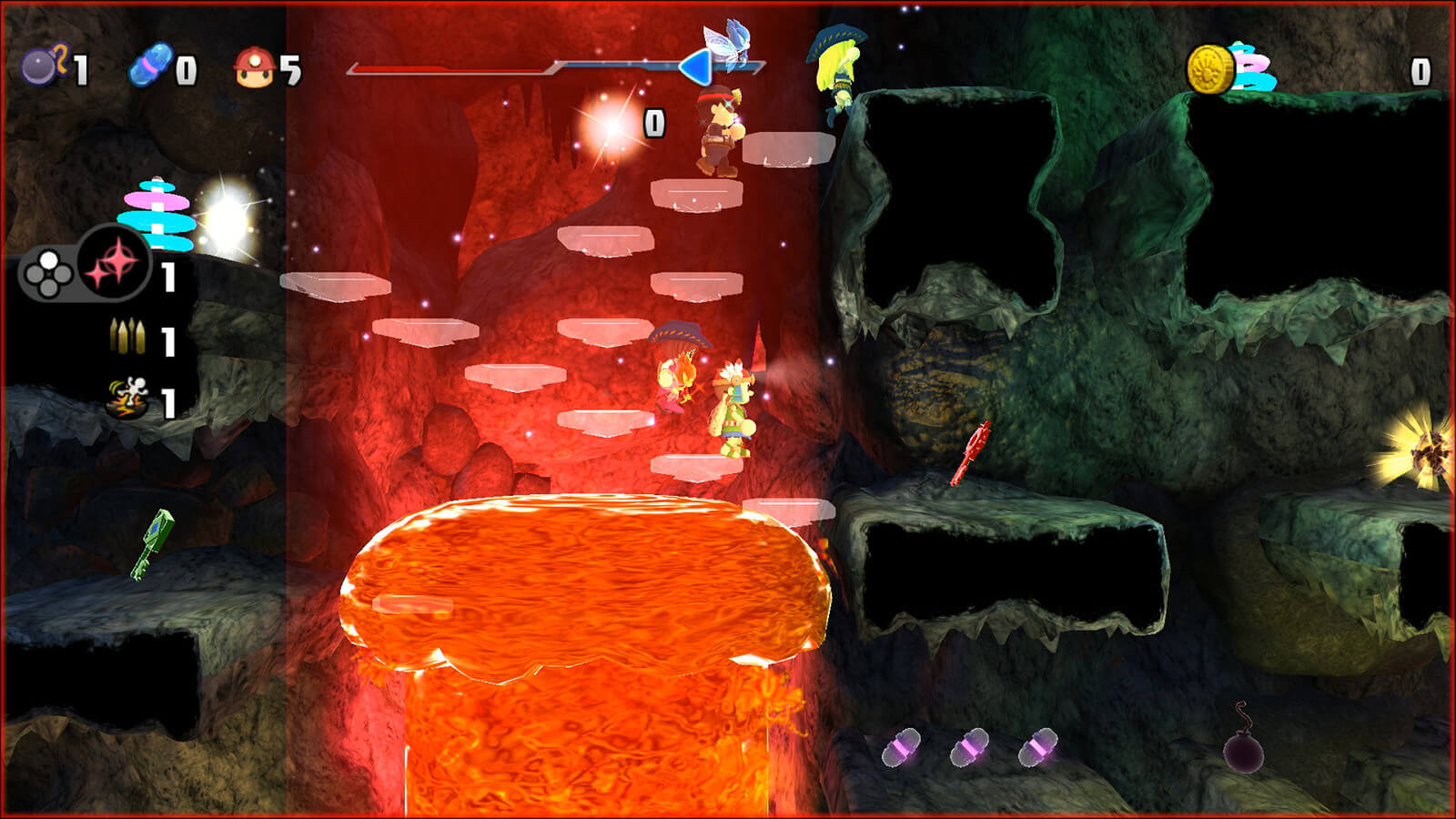 Screenshot de Spelunker Party