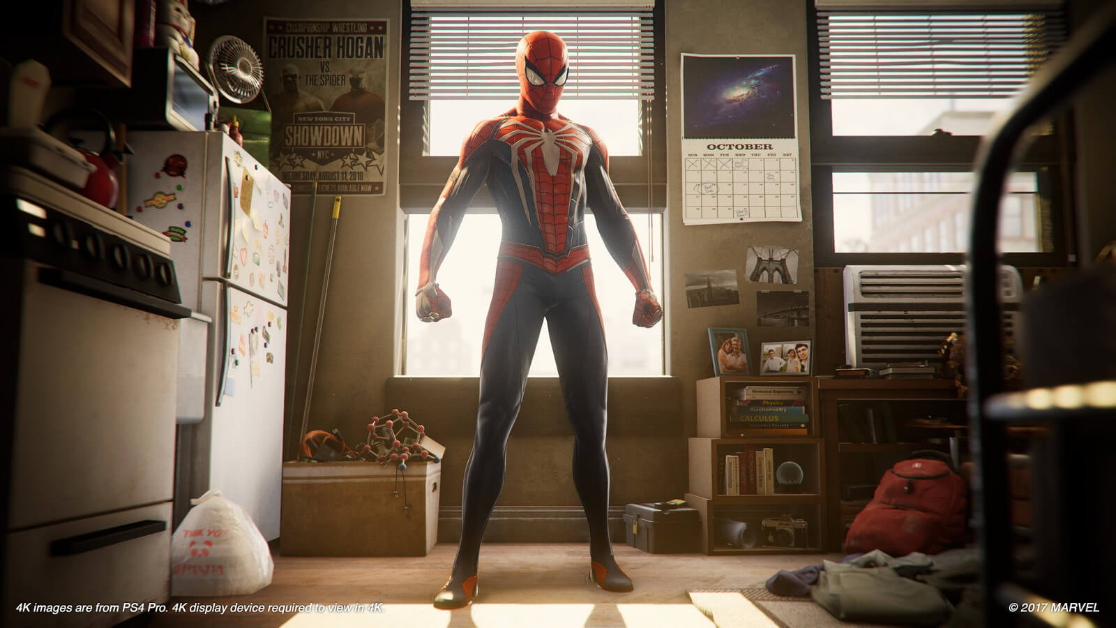 Screenshot de Spider-Man