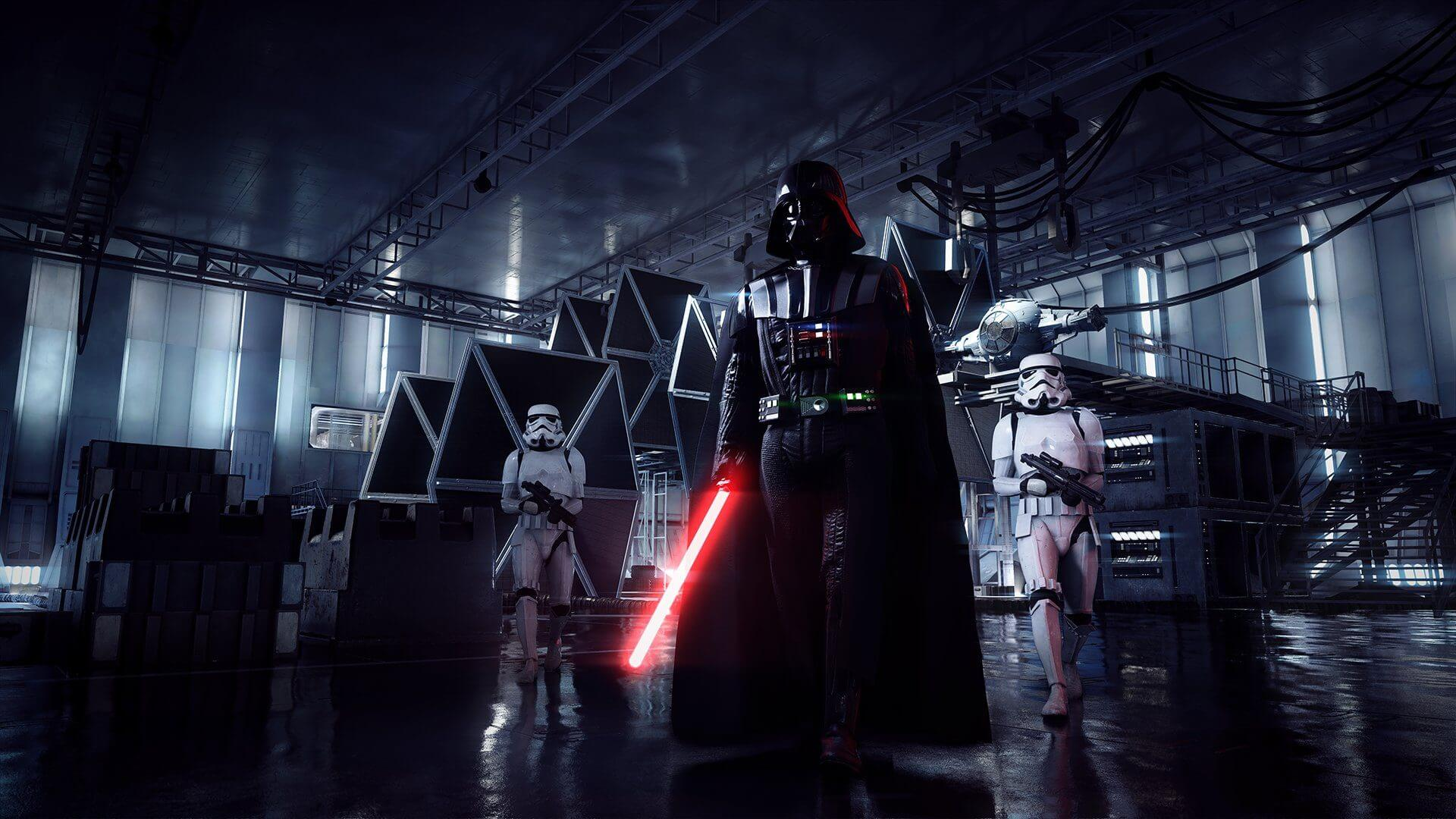 Screenshot de Star Wars Battlefront II