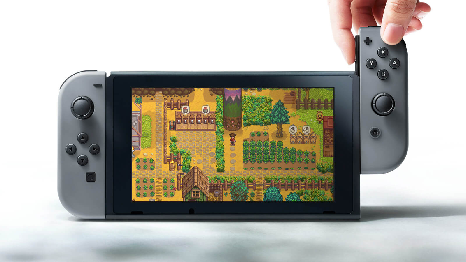 Stardew Valley no Nintendo Switch