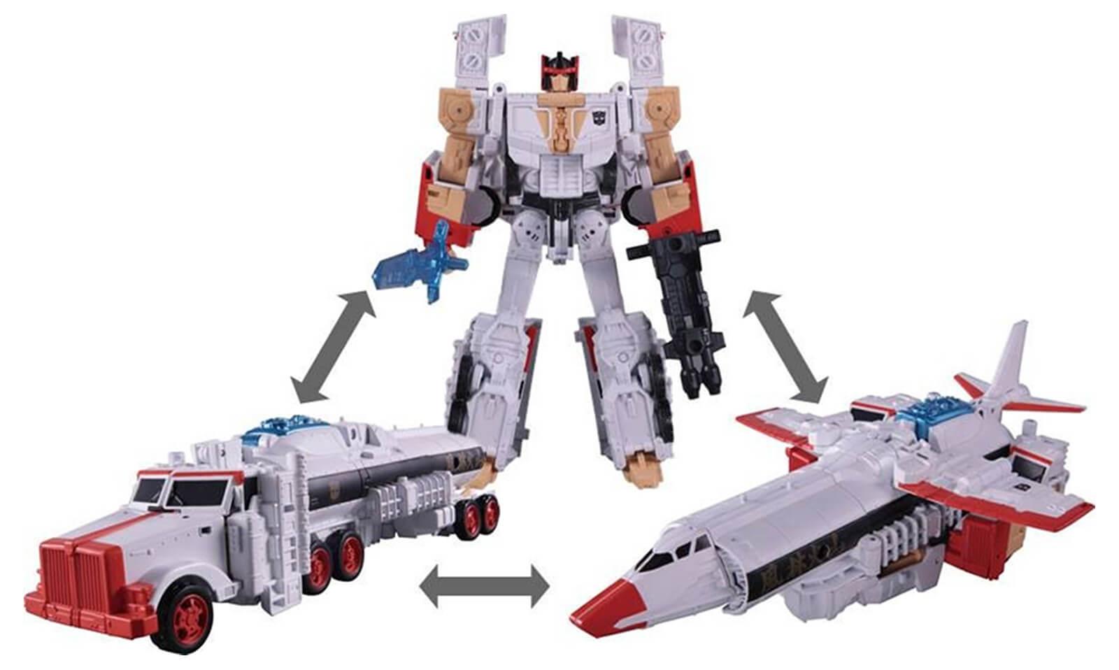 Lutadores de Street Fighter viram Transformers em inusitada linha de brinquedos
