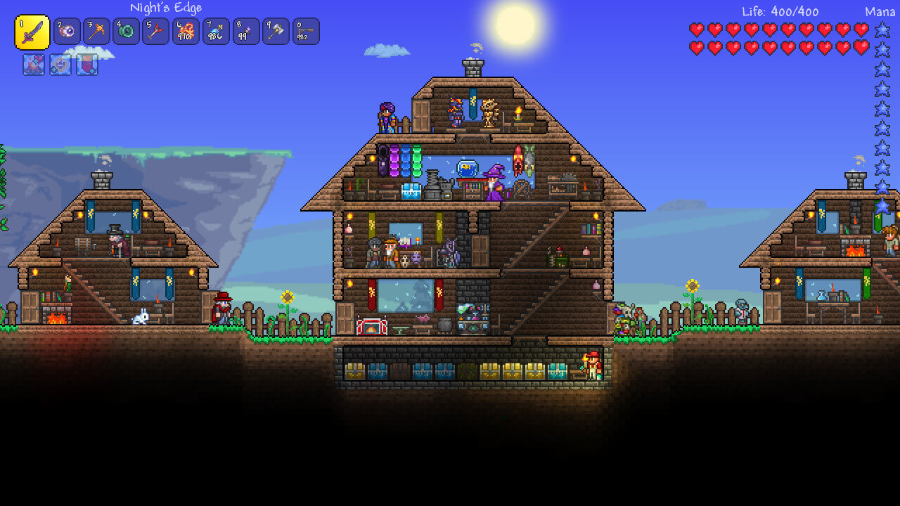 Screenshot de Terraria
