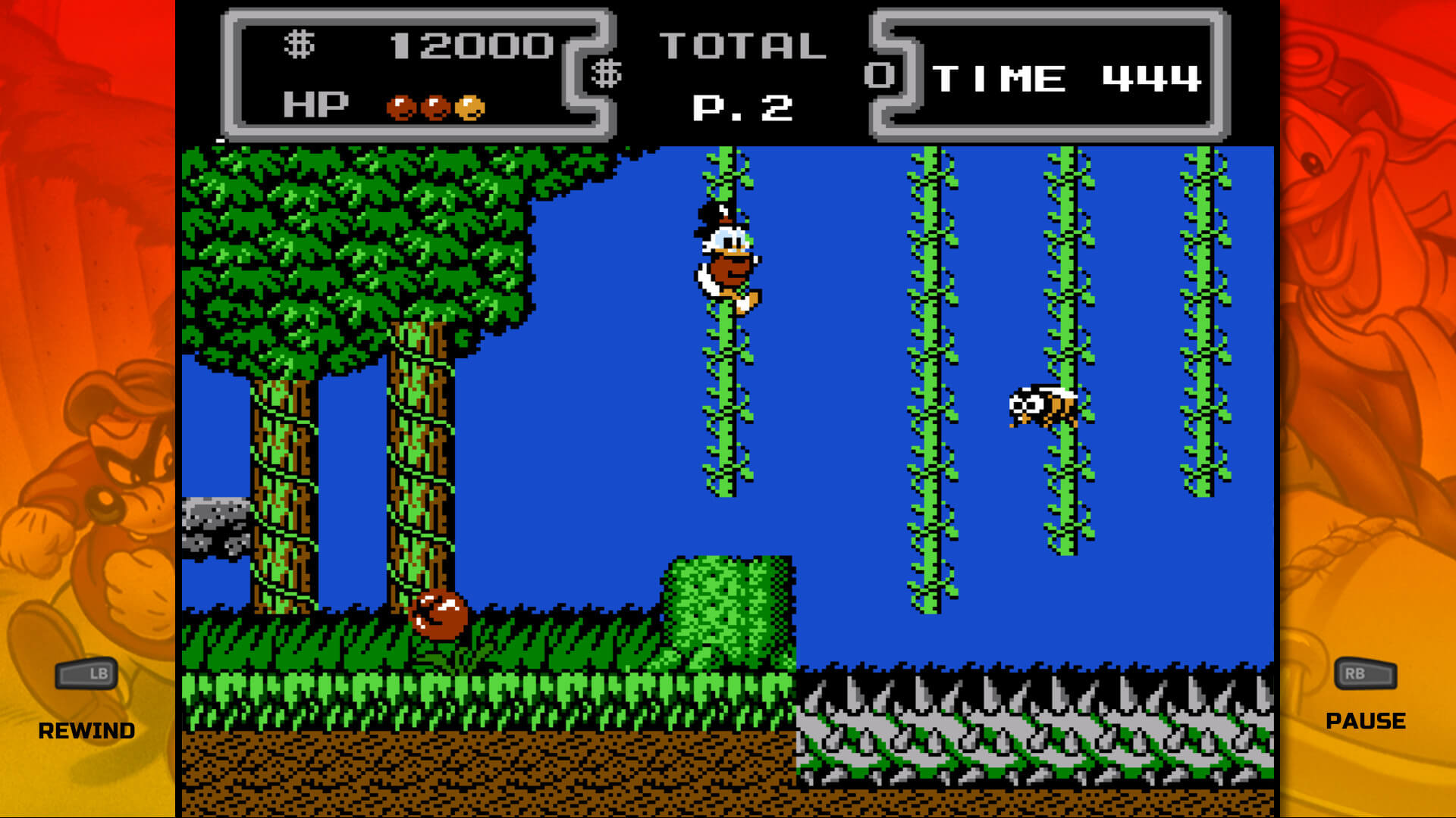 Screenshot de The Disney Afternoon Collection