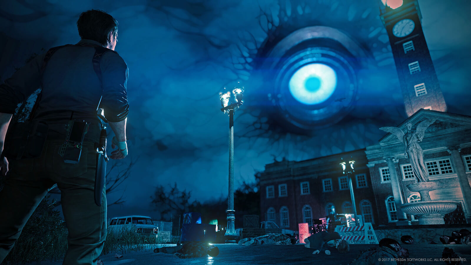 Screenshot de The Evil Within 2