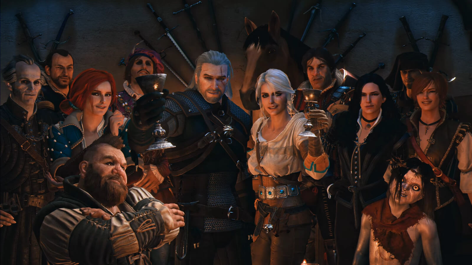 The Witcher completa 10 anos