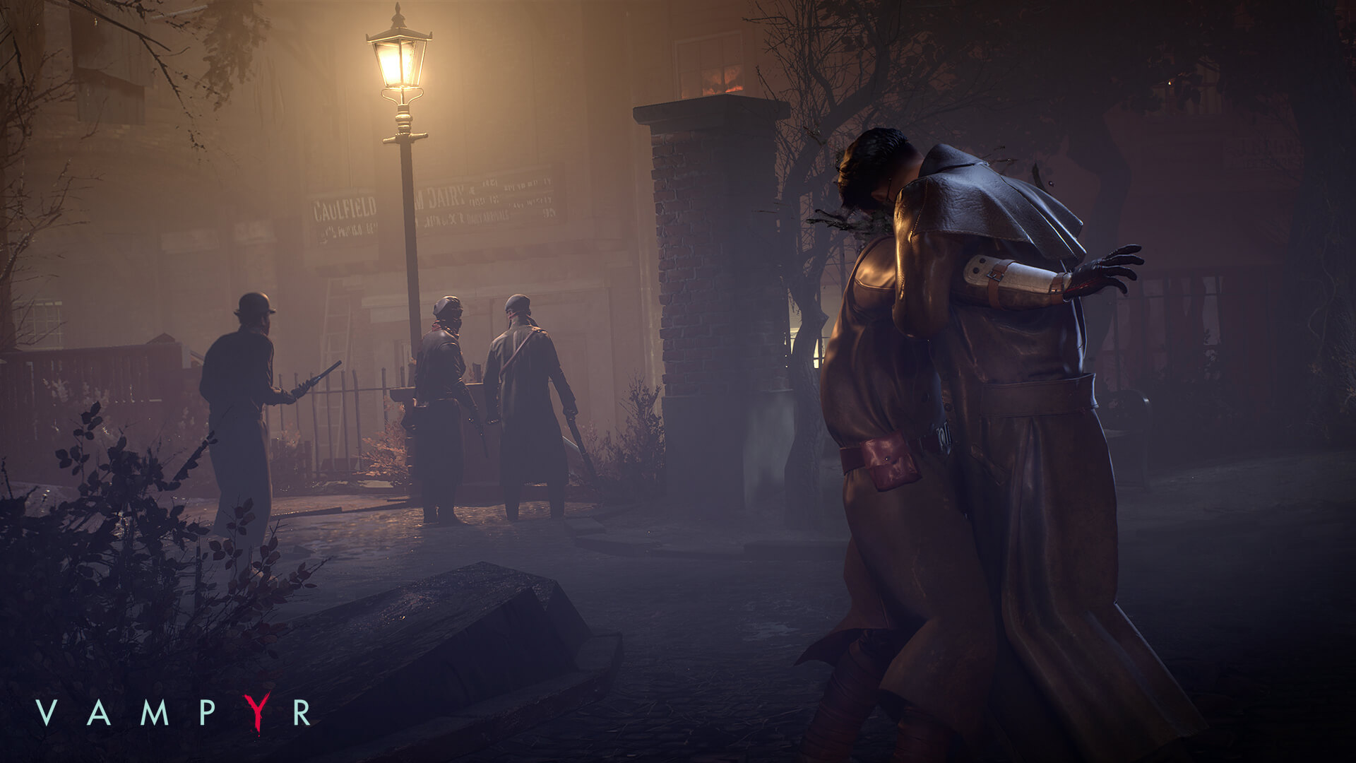 Screenshot de Vampyr