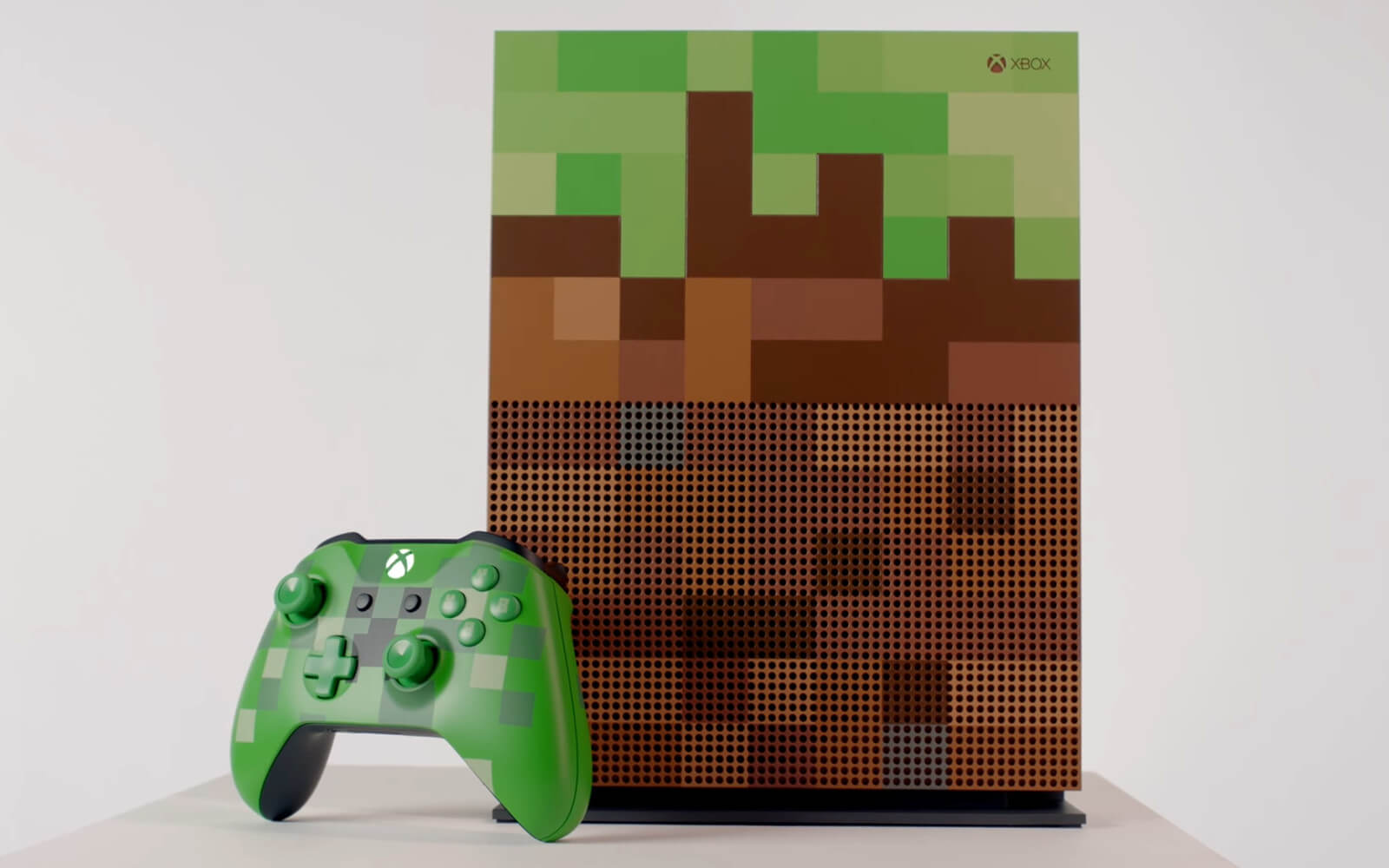 Minecraft Limited Edition Xbox One S
