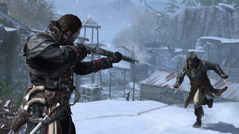 Screenshot de Assassin's Creed Rogue Remastered