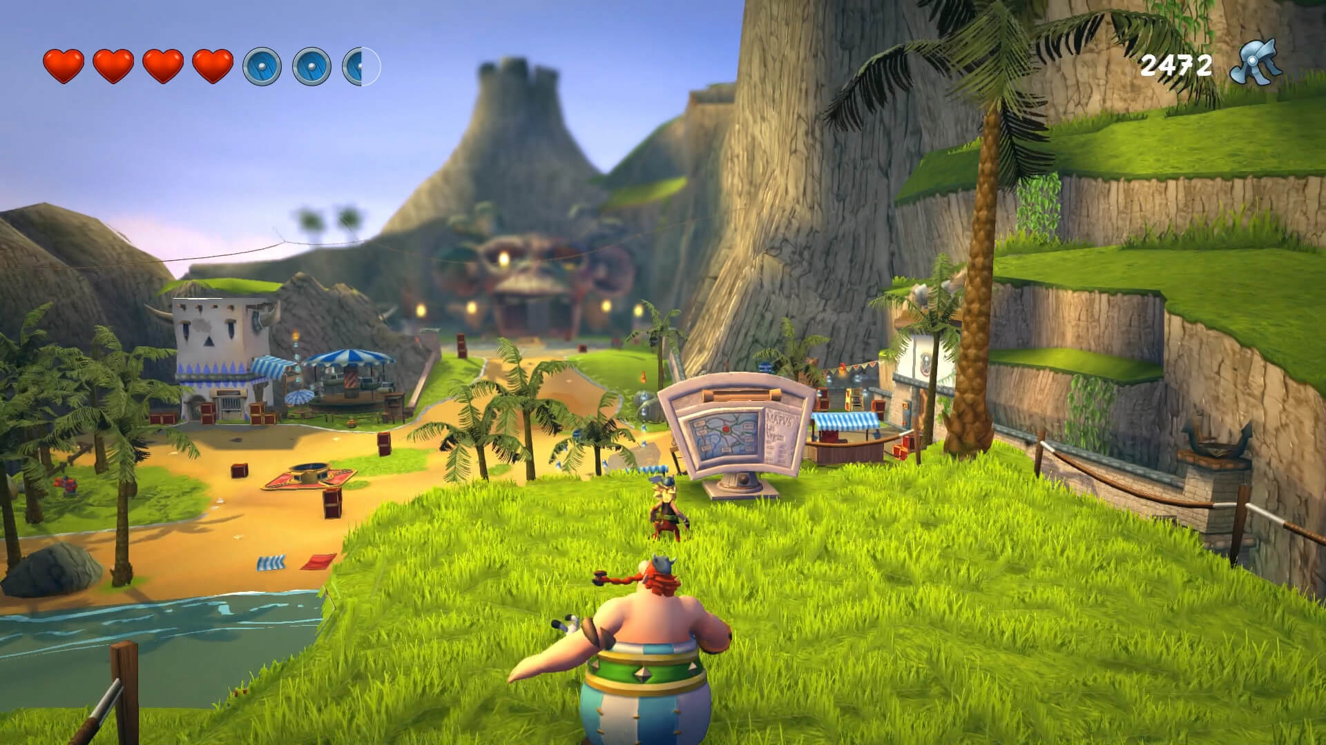 Screenshot de Asterix & Obelix XXL2 Remaster