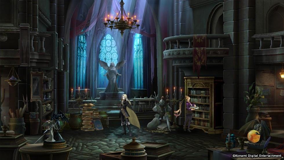 Screenshot de Castlevania: Grimoire of Souls