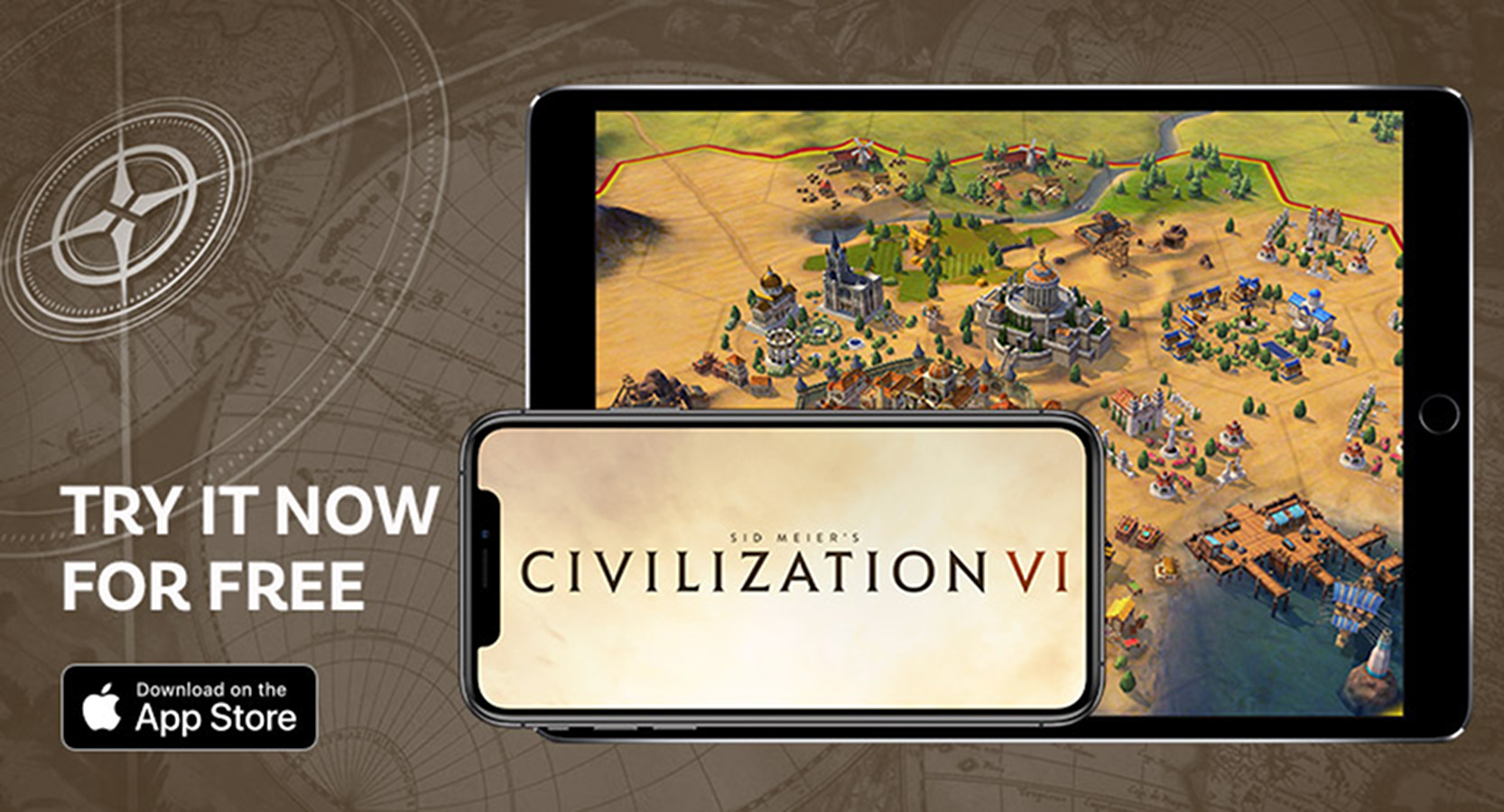 Civilization VI para iPhone