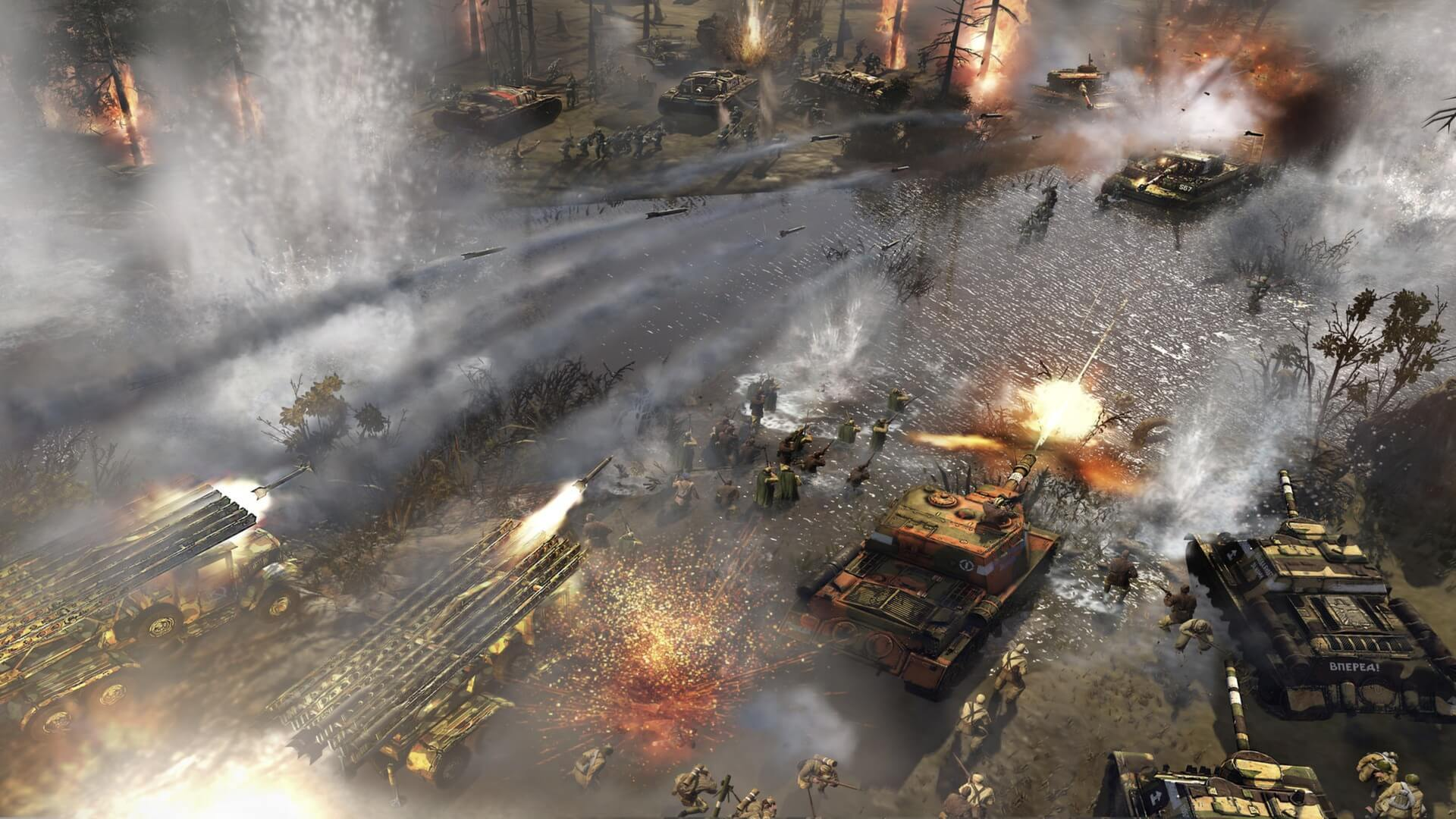 Screenshot de Company of Heroes 2