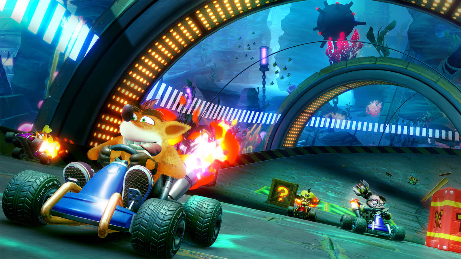 Screenshot de Crash Team Racing Nitro-Fueled