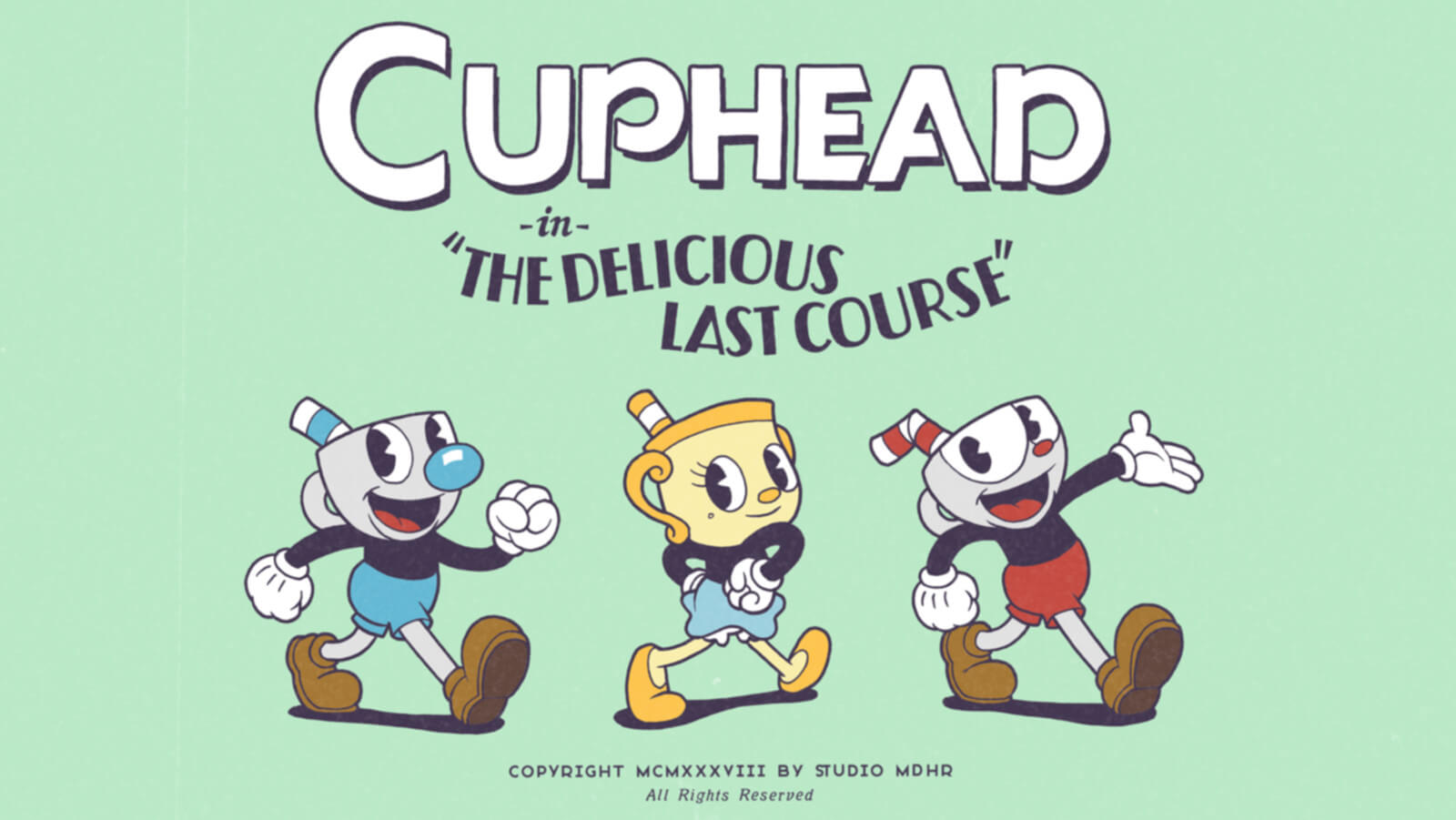 DLC The Delicious Last Course para Cuphead