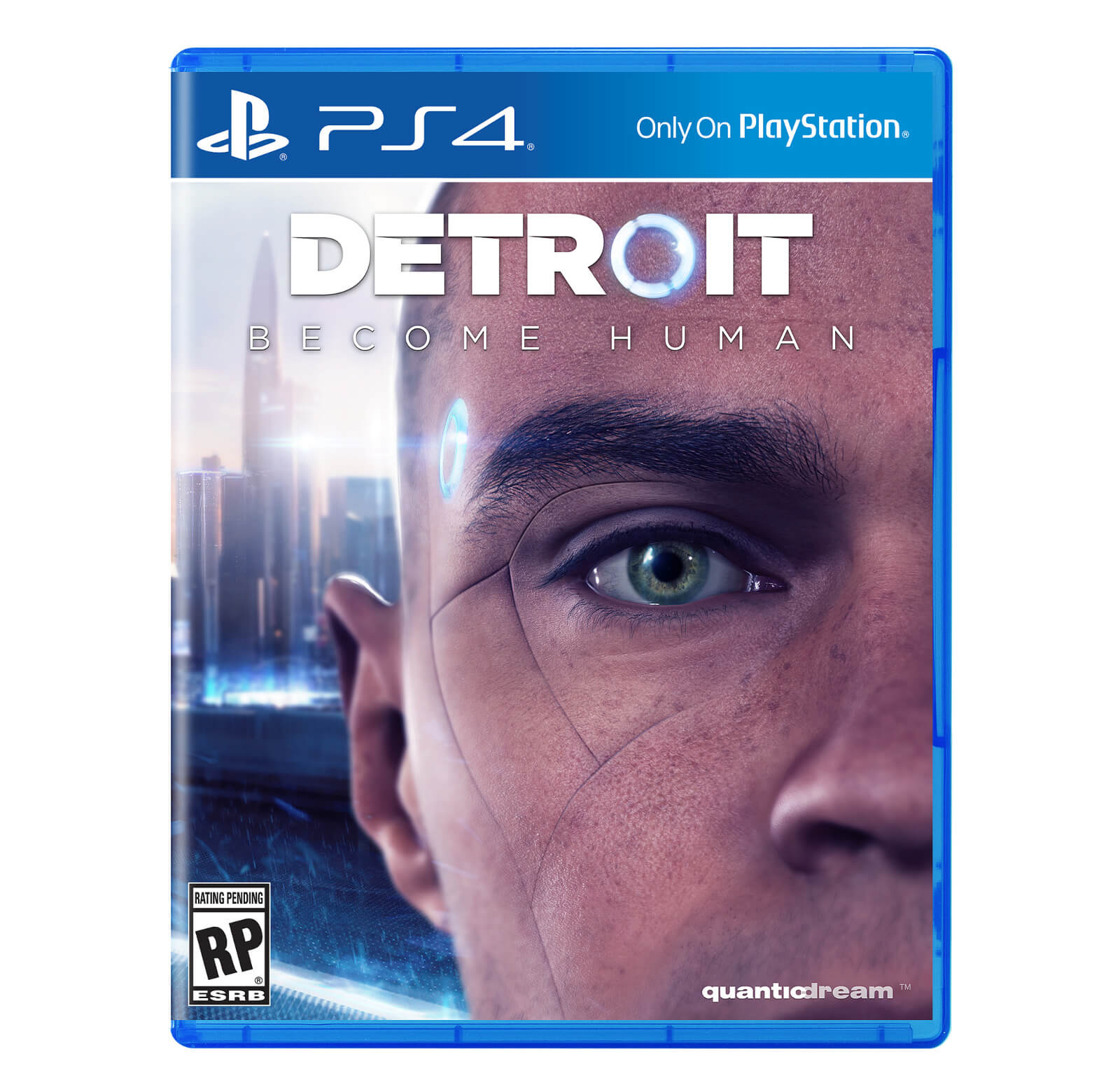 Caixa de Detroit: Become Human
