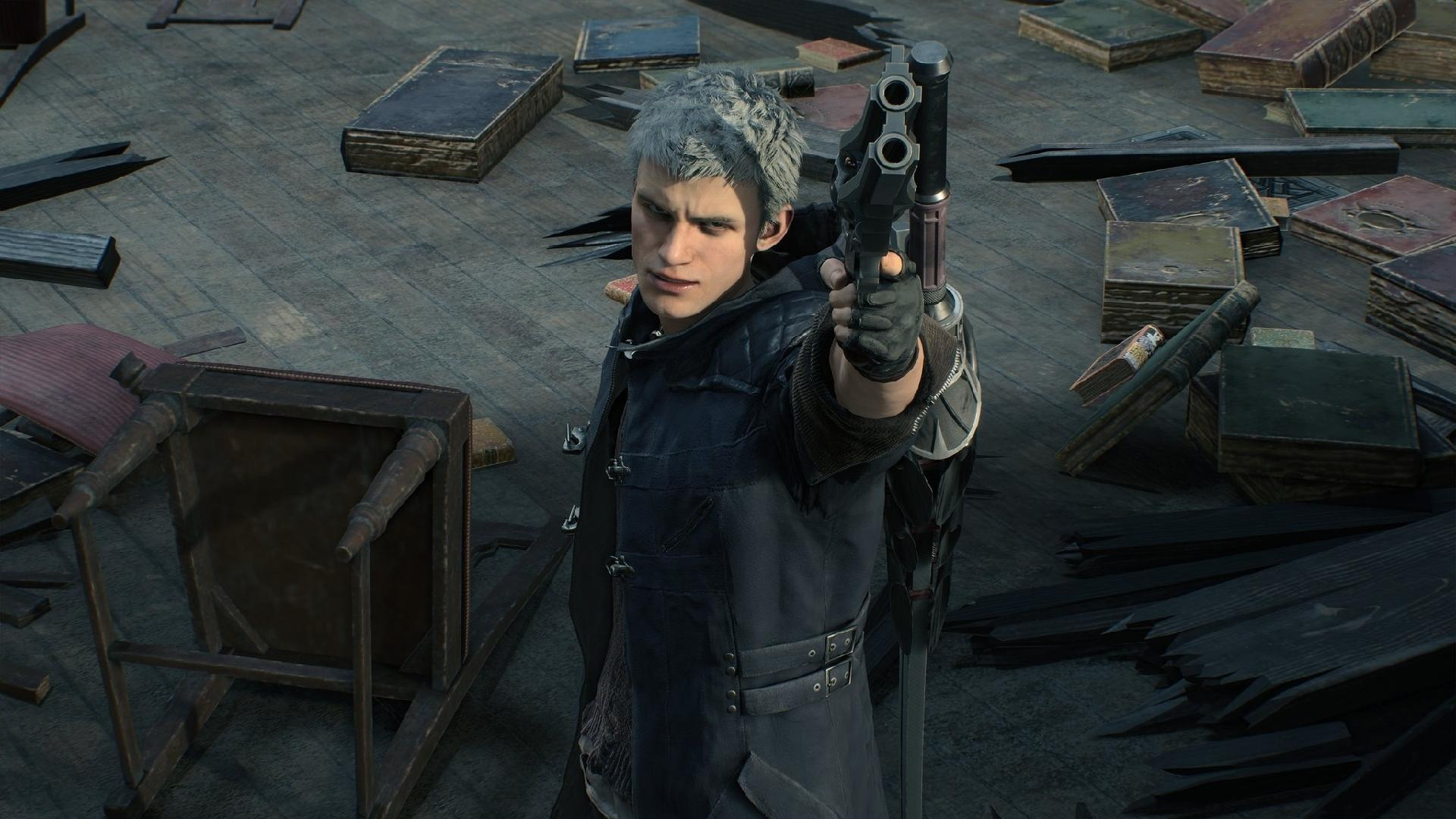 Screenshot de Devil May Cry 5