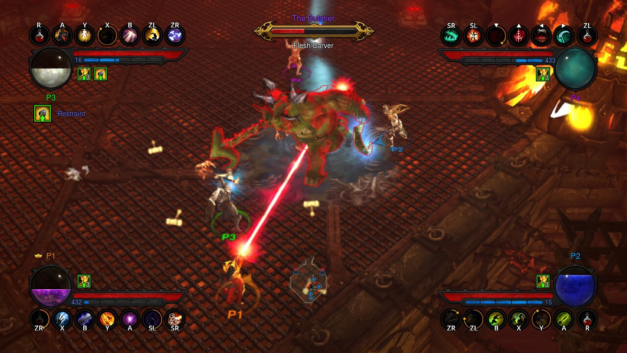 Screenshot de Diablo III: Eternal Collection