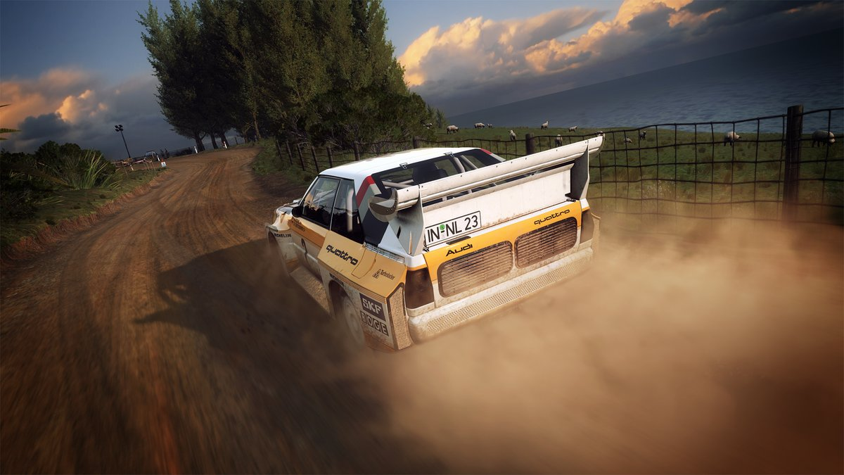 Screenshot de DiRT Rally 2.0