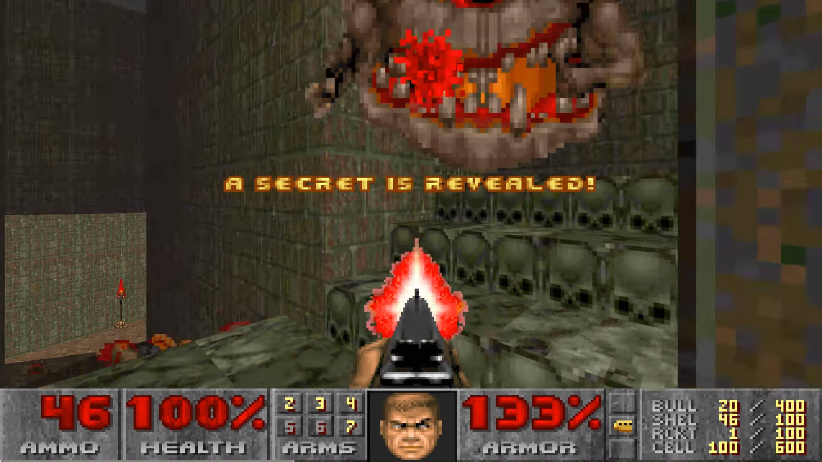 Segredo no Doom II