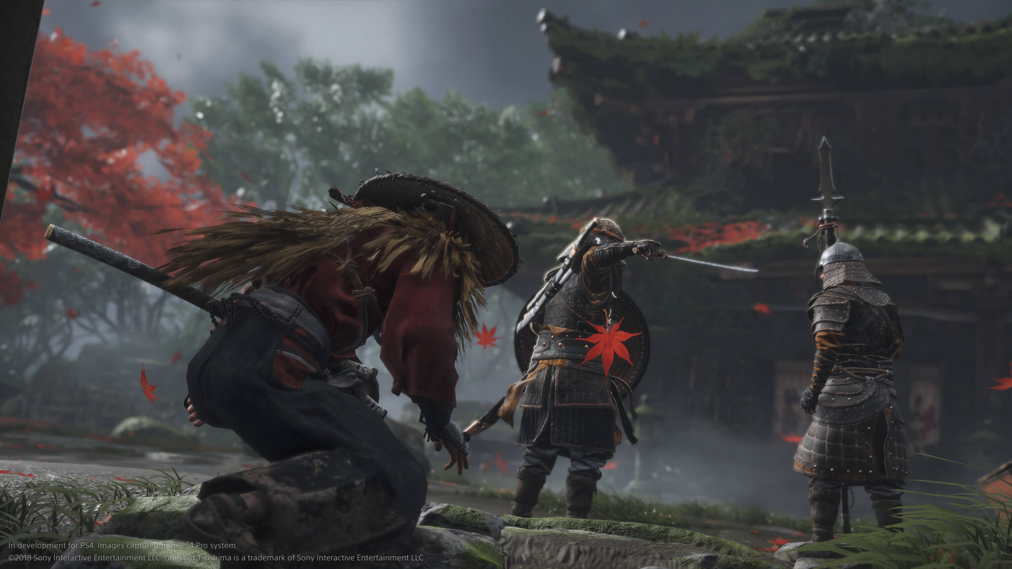 Screenshot de Ghost of Tsushima