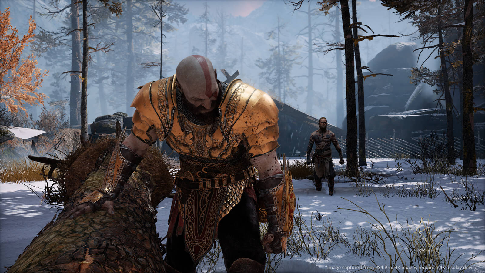 God of War terá modo New Game+