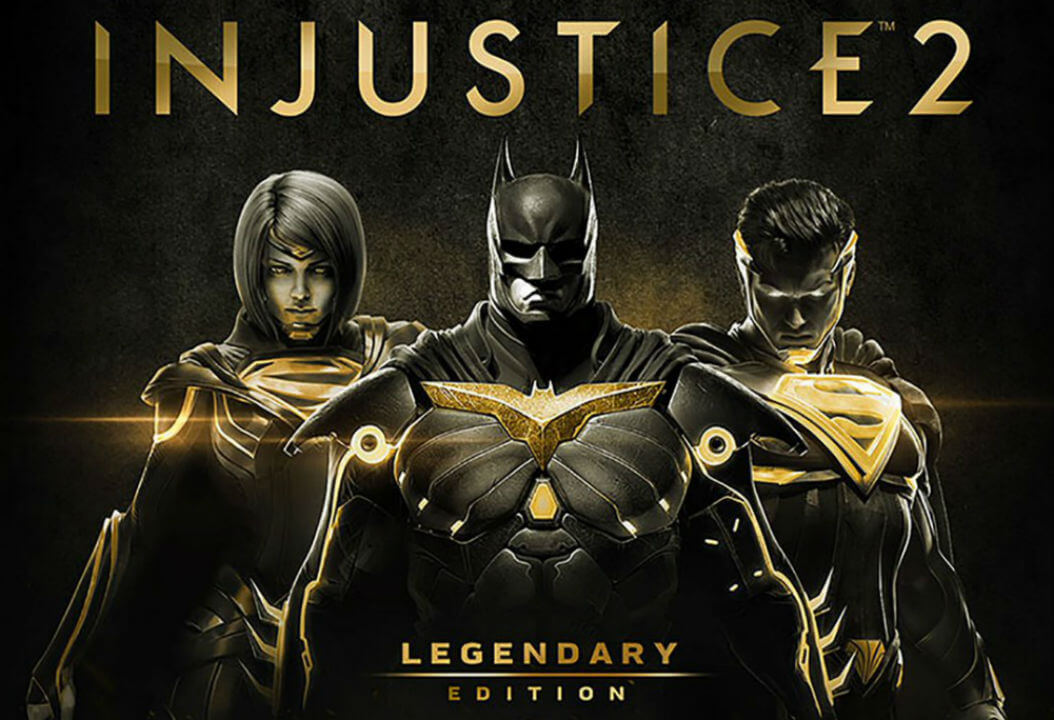 Injustice 2: Legendary Edition