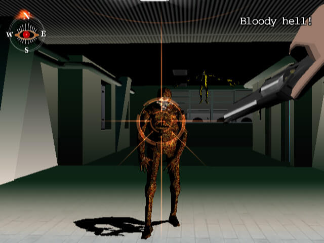 Screenshot de Killer7