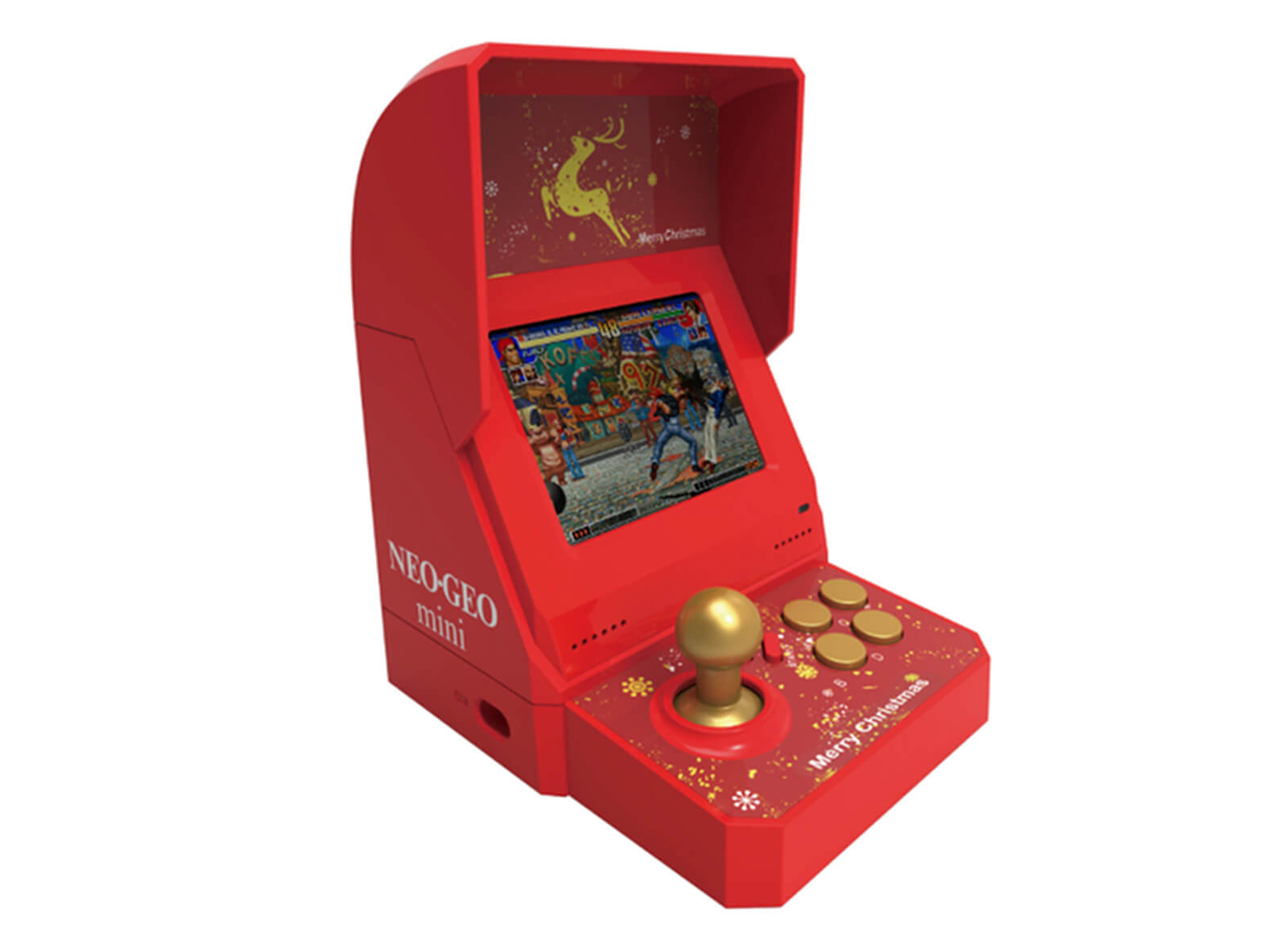 Neo Geo Mini Christmas Limited Edition