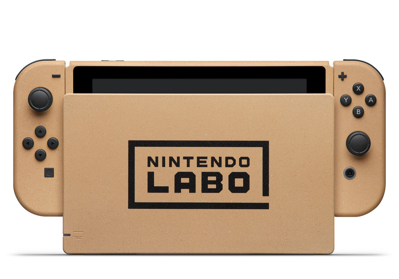Nintendo Switch tema Labo