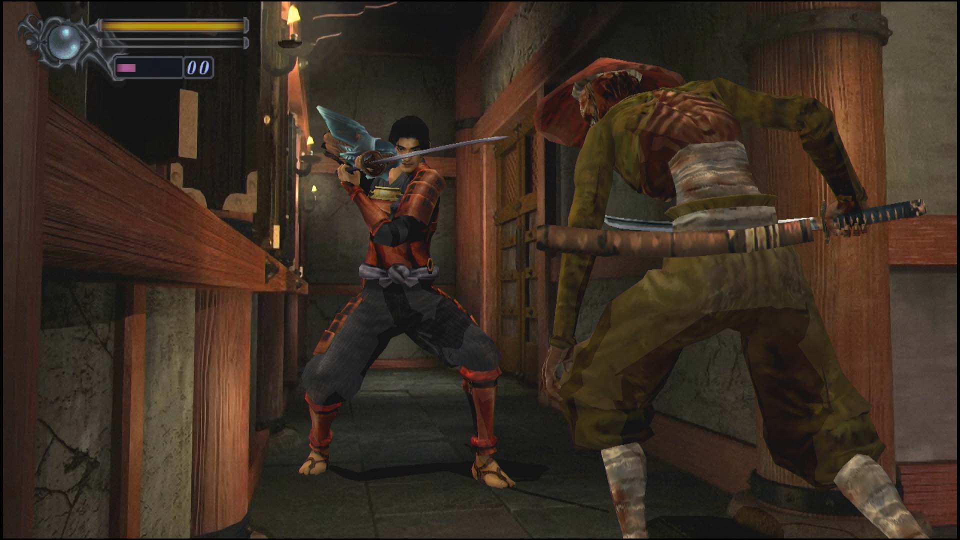 Screenshot de Onimusha: Warlords