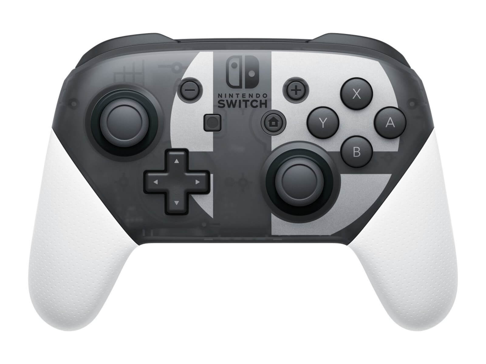 Pro Controller temático Super Smash Bros Ultimate