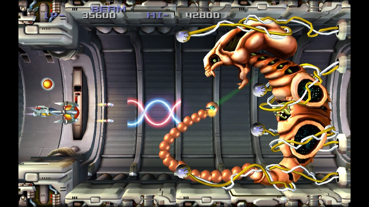 Screenshot de R-Type Dimensions