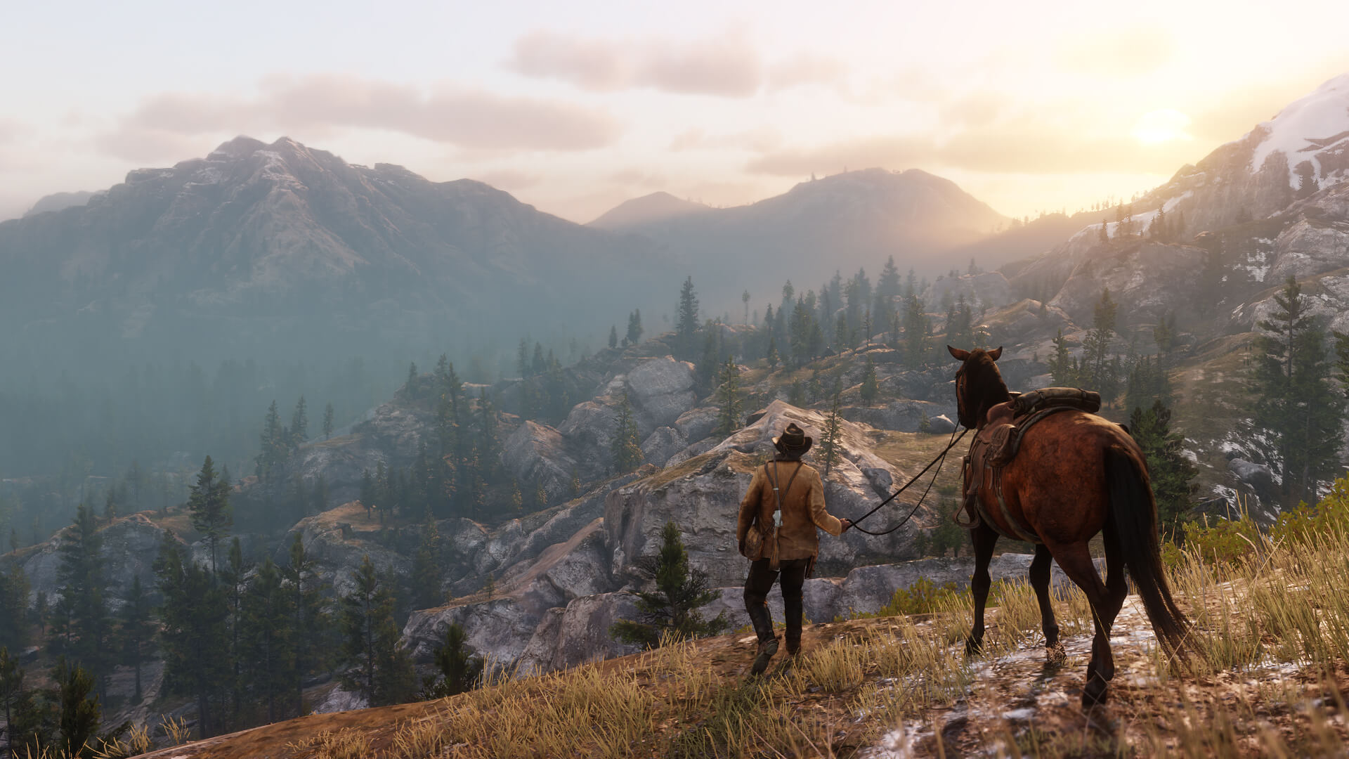Screenshot de Red Dead Redemption 2