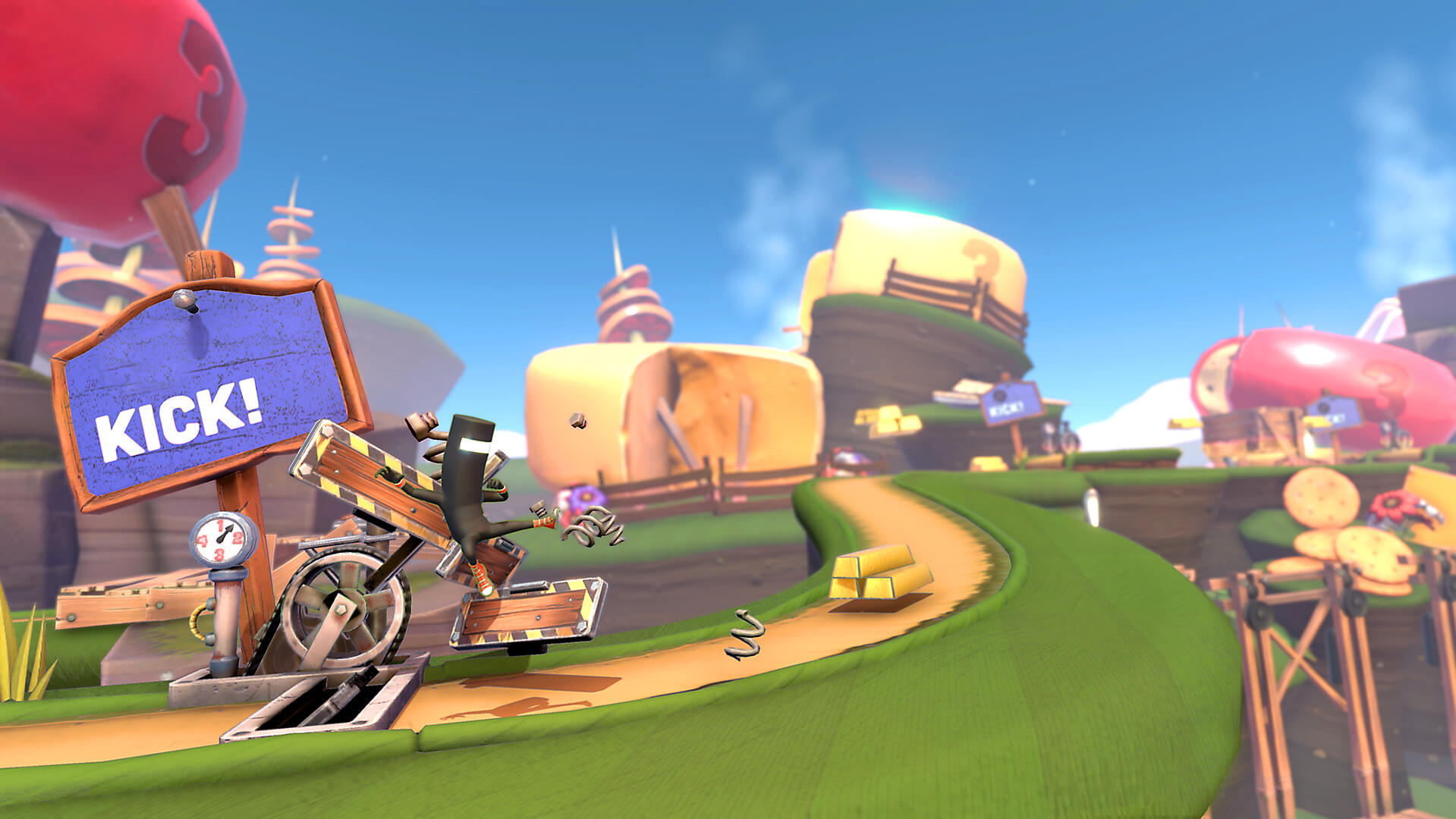 Screenshot de Runner3
