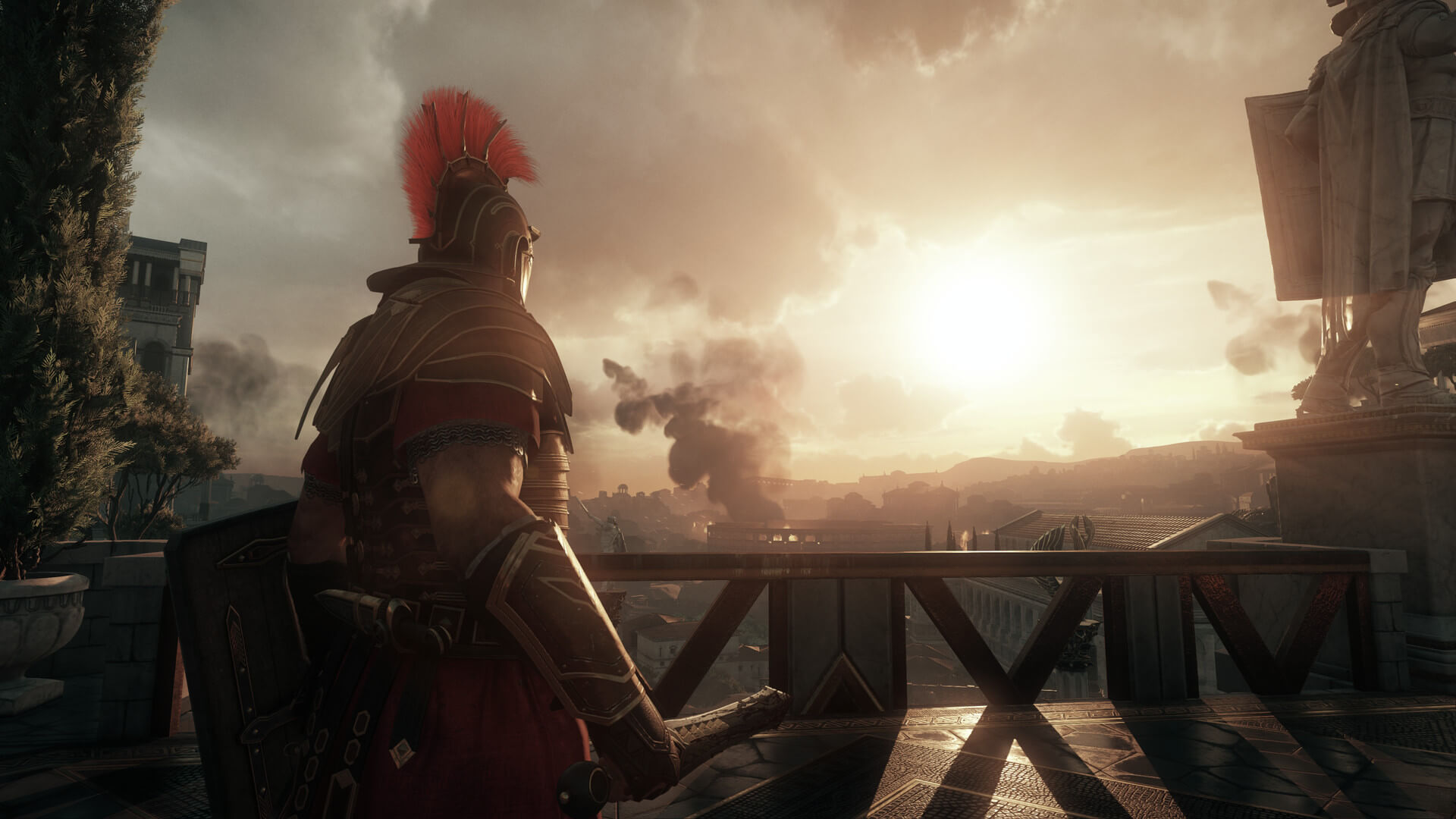 Screenshot de Ryse: Shadow of Rome
