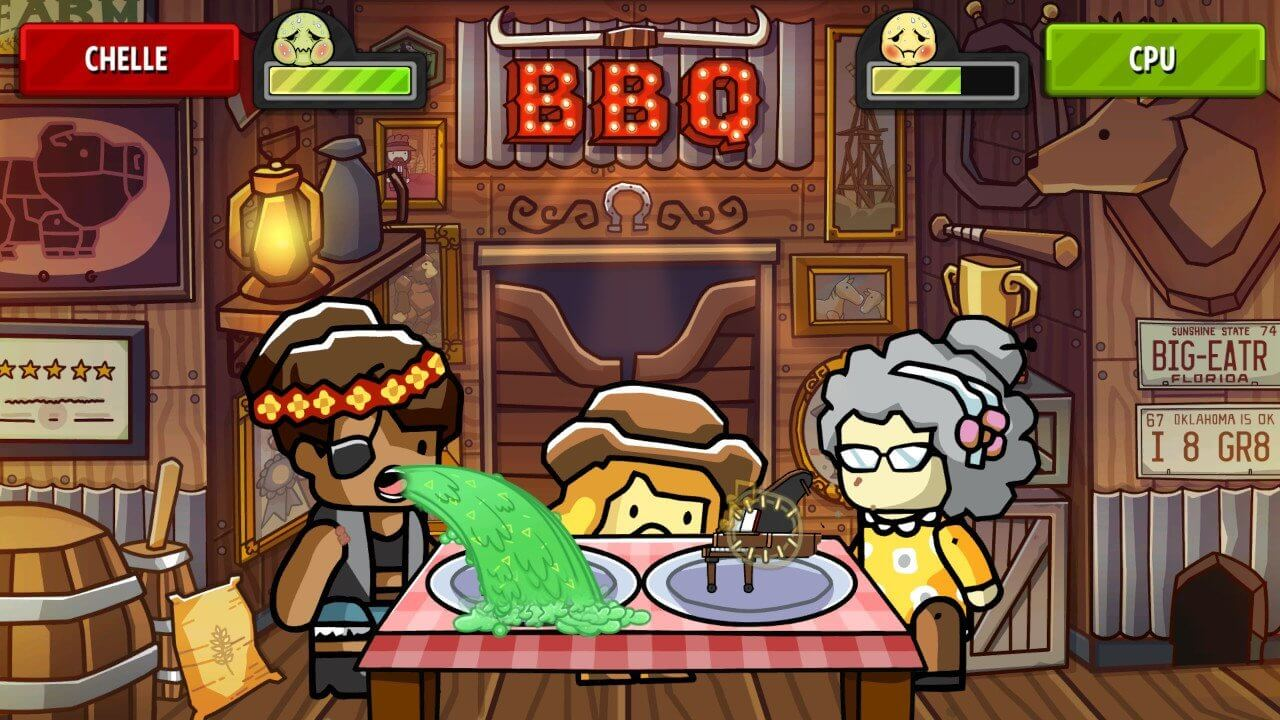Screenshot de Scribblenauts Showdown